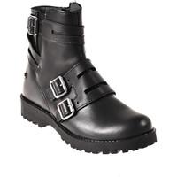 Pantofi Copii Ghete Melania ME6010F8I.B Negru
