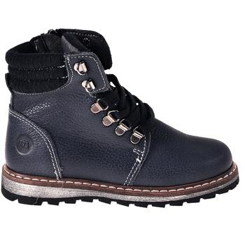 Pantofi Băieți Ghete Melania ME2627D8I.B Albastru