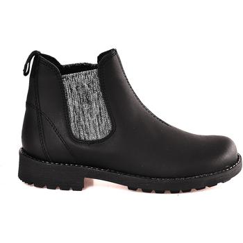Pantofi Copii Ghete Grunland PO1384 Negru