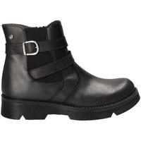 Pantofi Copii Ghete Melania ME6651F8I.A Negru