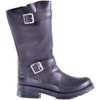 Pantofi Fete Cizme casual Melania ME6027F8I.A Negru