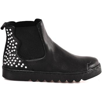 Pantofi Copii Ghete Holalà HL0001L0002J Negru
