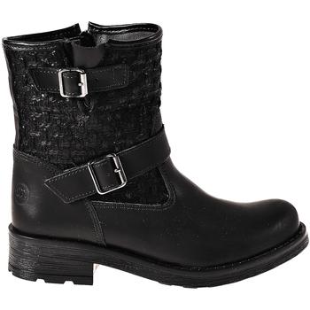 Pantofi Bărbați Ghete Melania ME6808F8I.Z Negru