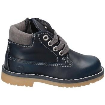 Pantofi Copii Ghete Melania ME1628B8I.C Albastru