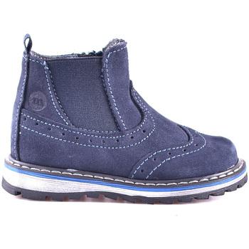 Pantofi Copii Ghete Melania ME1603B8I.D Albastru