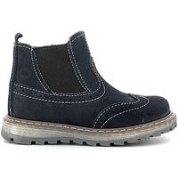 Pantofi Copii Ghete Melania ME1055B6I.B Albastru