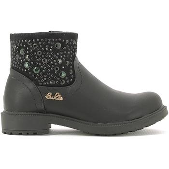 Pantofi Copii Ghete Lulu LL110015S Negru