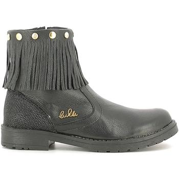 Pantofi Copii Ghete Lulu LL100020L Negru
