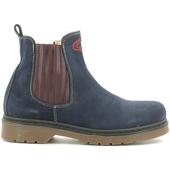 Pantofi Copii Ghete Alberto Guardiani GK22806G Albastru