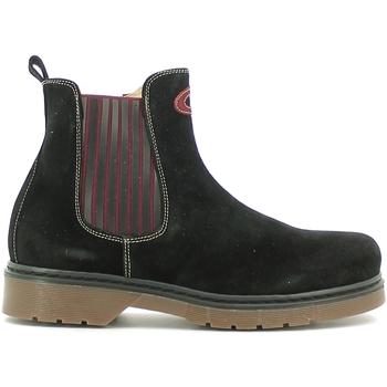 Pantofi Copii Ghete Alberto Guardiani GK22806G Negru