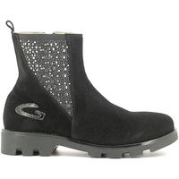 Pantofi Copii Ghete Alberto Guardiani GK22804G Negru