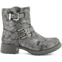 Pantofi Copii Ghete Wrangler WG16205B Gri