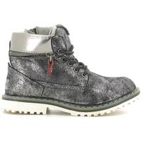 Pantofi Copii Ghete Wrangler WG16201B Argint