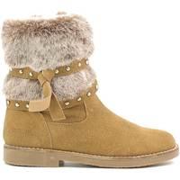 Pantofi Copii Cizme de zapadă Naurora NA-640 Bej