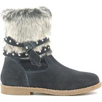 Pantofi Copii Cizme de zapadă Naurora NA-640 Albastru