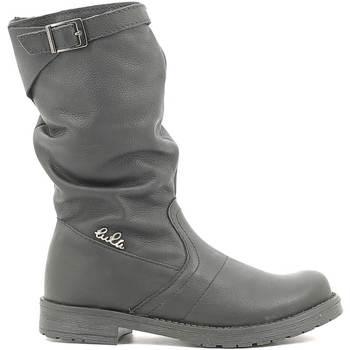 Pantofi Copii Cizme casual Lulu LL1000017L Negru
