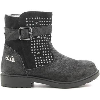 Pantofi Copii Ghete Lulu LL140006S Negru