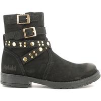 Pantofi Copii Ghete Holalà HL120008L Negru