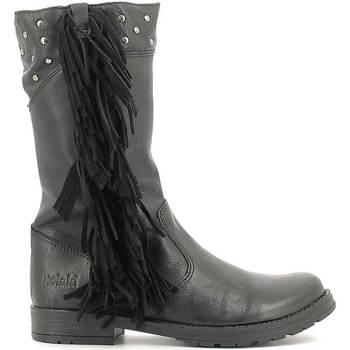 Pantofi Copii Ghete Holalà HL120011L Negru