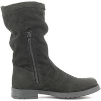 Pantofi Copii Ghete Lulu LL1000017L Negru