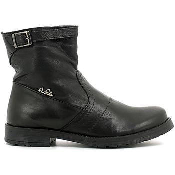 Pantofi Copii Ghete Lulu LL1000019L Negru