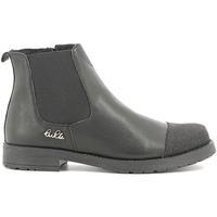 Pantofi Copii Ghete Lulu LL100022L Negru