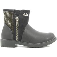 Pantofi Copii Ghete Lulu LL110016S Negru