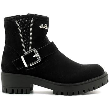 Pantofi Copii Ghete Lulu LL120008S Negru