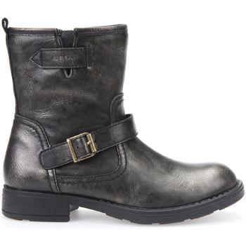 Pantofi Copii Ghete Geox J54D3K 000PT Gri
