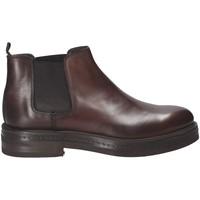 Pantofi Bărbați Ghete Rogers 456_2 Maro