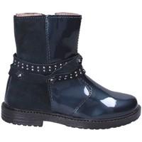 Pantofi Copii Ghete Primigi 8104 Albastru
