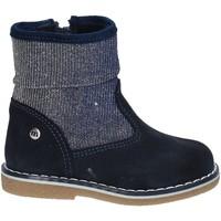 Pantofi Copii Ghete Melania ME1094B7I.B Albastru