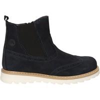 Pantofi Copii Ghete Melania ME6053F7I.D Albastru