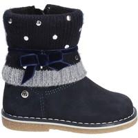 Pantofi Copii Ghete Melania ME1013B7I.C Albastru