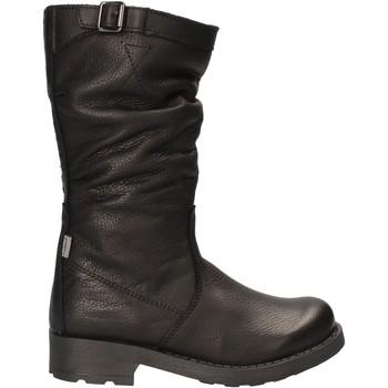Pantofi Copii Ghete Melania ME6087F7I.C Negru