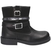 Pantofi Copii Ghete Melania ME1138B7I.A Negru