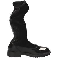 Pantofi Fete Ghete Lelli Kelly L17I7664 Negru