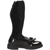 Pantofi Fete Ghete Lelli Kelly L17I7668 Negru