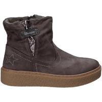 Pantofi Copii Ghete Wrangler WG17235 Gri