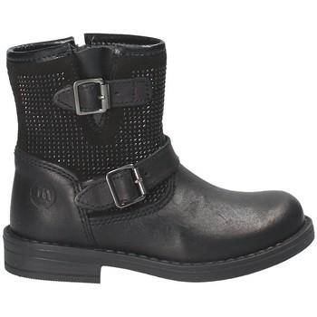 Pantofi Copii Ghete Melania ME1005B7I.B Negru