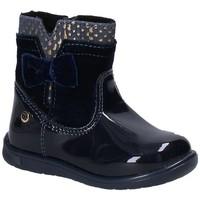 Pantofi Copii Ghete Melania ME1069B7I.B Albastru