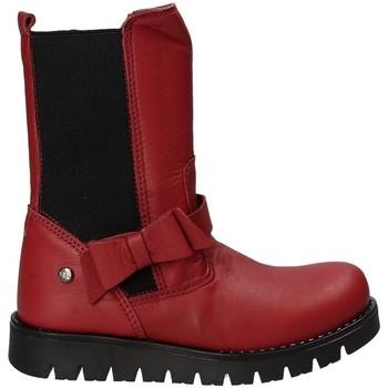 Pantofi Copii Ghete Melania ME2102D7I.C Roșu