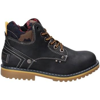 Pantofi Copii Ghete Wrangler WJ17210 Albastru