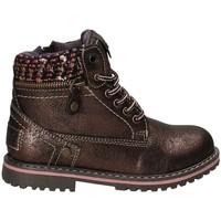 Pantofi Copii Ghete Wrangler WG17230 Maro