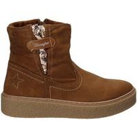 Pantofi Copii Ghete Wrangler WG17235 Maro