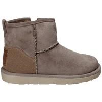 Pantofi Copii Ghete Wrangler WG17251 Gri