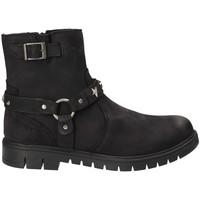 Pantofi Copii Ghete Holalà HL140013L Negru