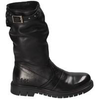 Pantofi Copii Ghete Holalà HL140019L Negru