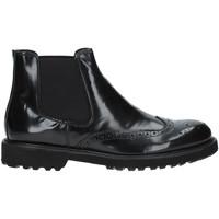 Pantofi Bărbați Ghete Exton 498 Negru