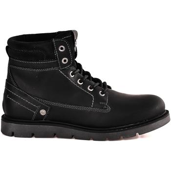 Pantofi Bărbați Ghete Wrangler WM182011 Negru